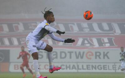 Sekou Camara verlässt den FC Wil 1900