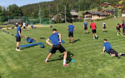 """""""Heisse"""" Trainings"""
