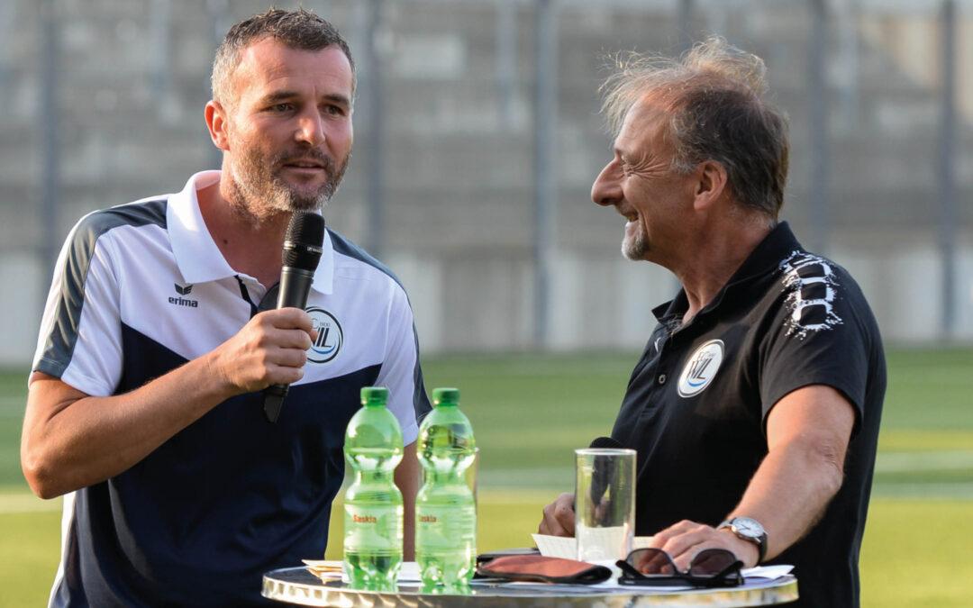 Gemeinsam die Saison 2021/22 lancieren
