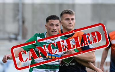 Spiele in Kriens und Neuenburg verschoben
