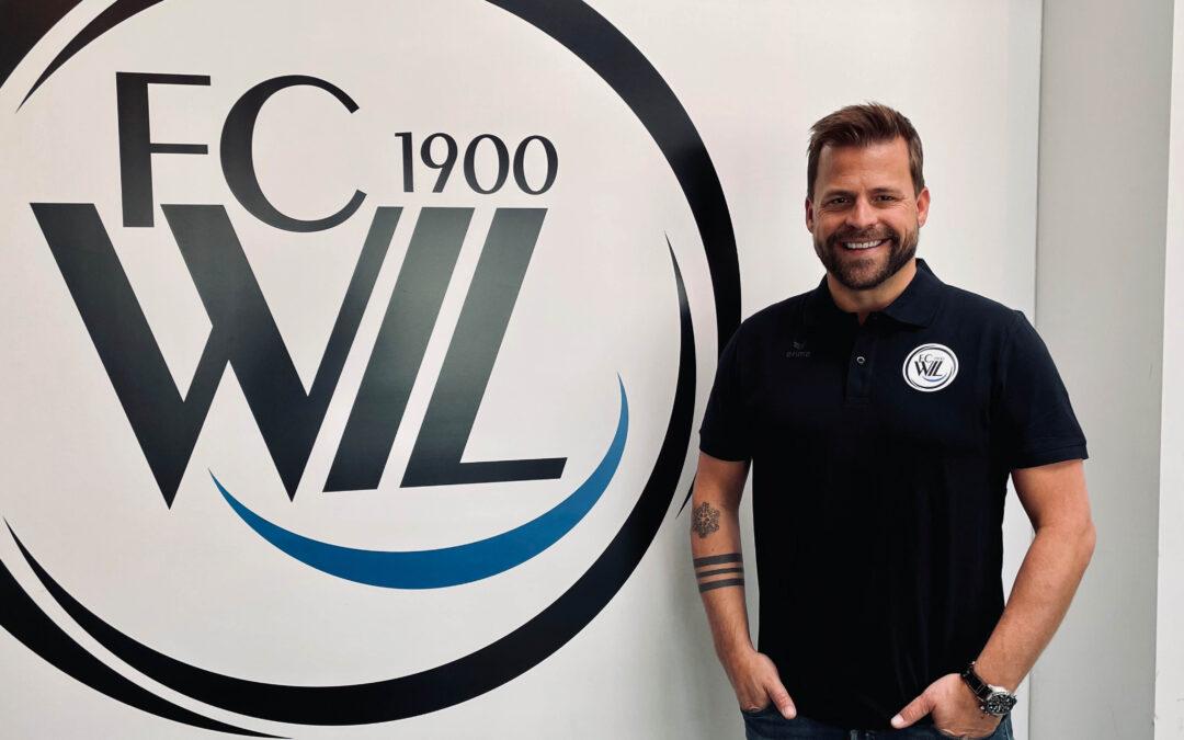 David Hugi neuer Medienchef des FC Wil 1900